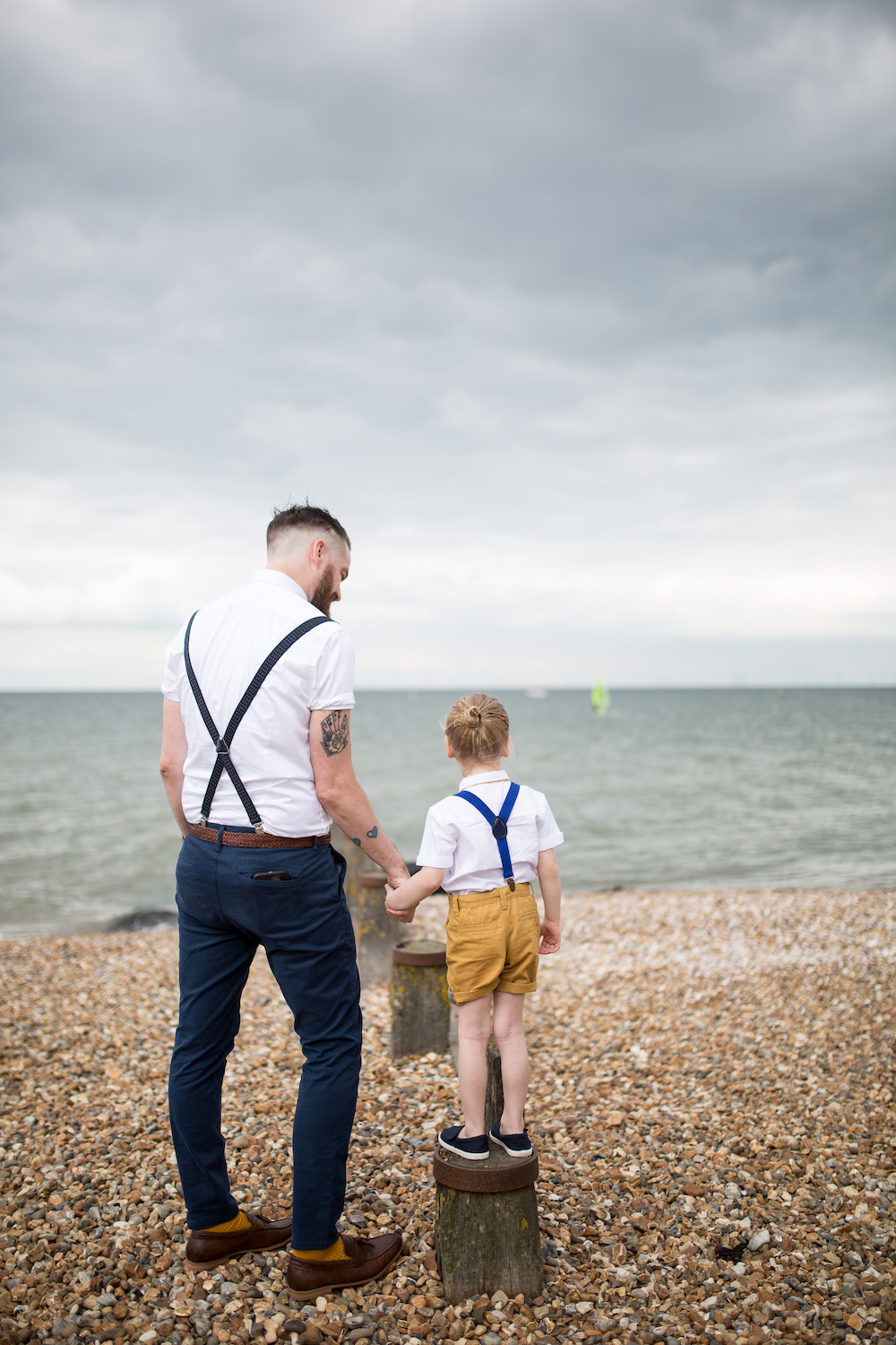 Alex + Wes, East Quay Venue, Whitstable, Kent Wedding - Florence Berry Photography-81