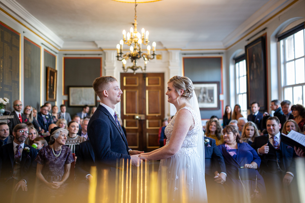 Mike + Shay, Rye Town Hall Wedding - Florence Berry Photography-166