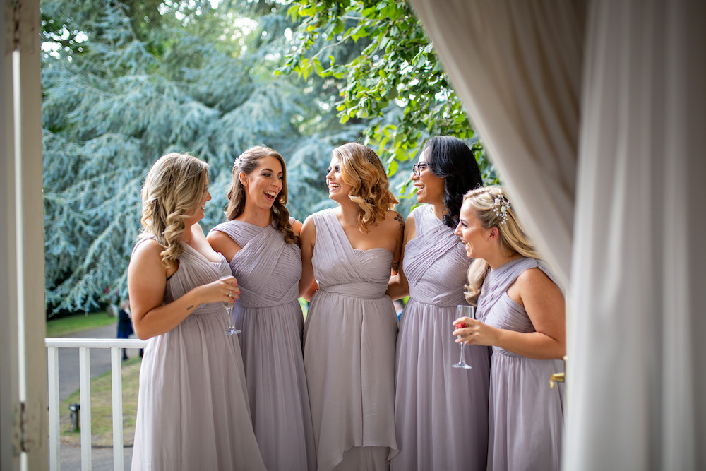 Sarah + Simon, Rowhill Grange Wedding - Florence Berry Photography-34
