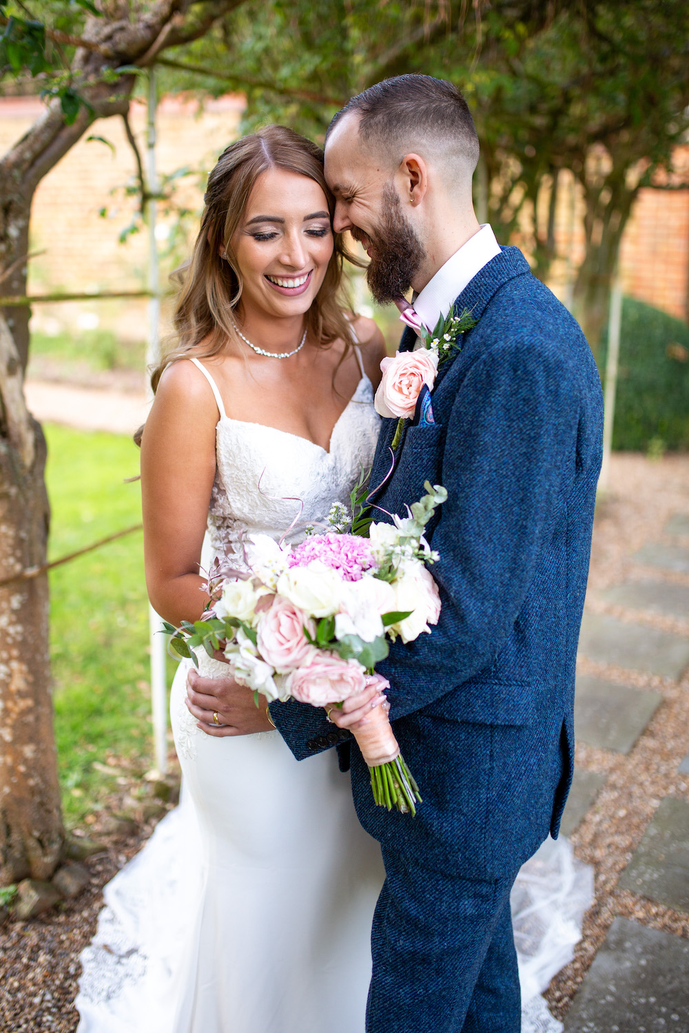 Sarah + Simon, Rowhill Grange Wedding - Florence Berry Photography-346