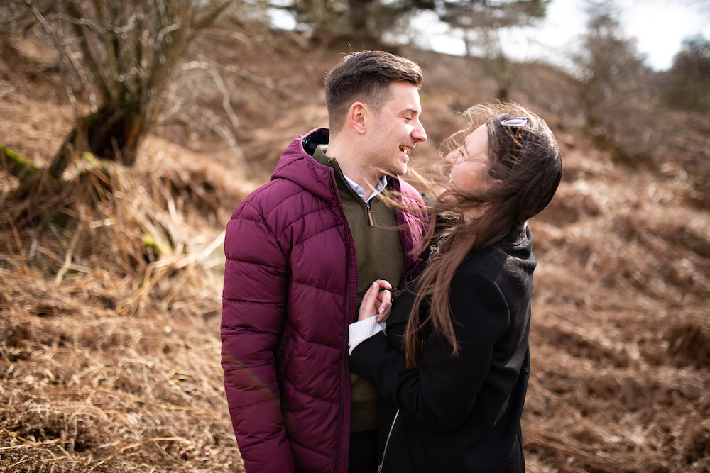 Zoe + Sam, Pre Wedding Shoot, Knole Park, Sevenoaks - Florence Berry Photography-20